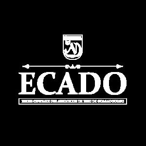 Logo ECADO blanc