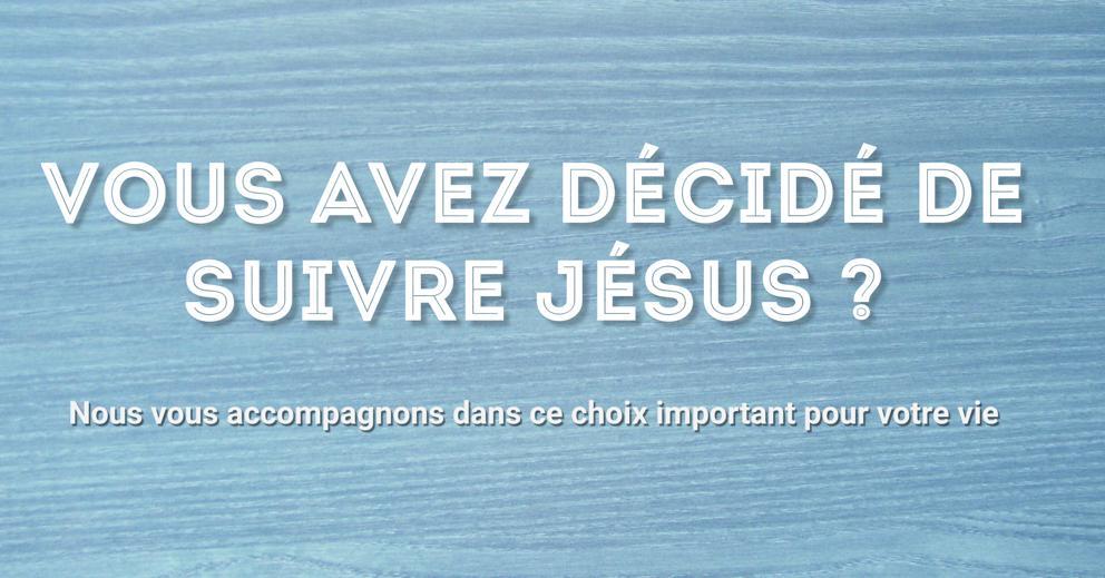 Suivre Jesus